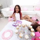 Holly Hendrix in 'Big Dick Tea Party'